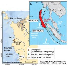 Gua di Aceh rekam jejak tsunami