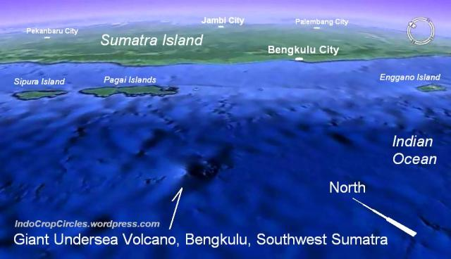 Gunung api bawah laut Bengkulu 03