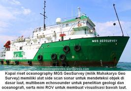 Kapal MGS GeoSurvey