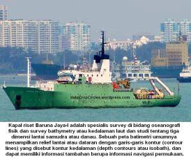 kapal risat baruna-jaya-1 I BPPT