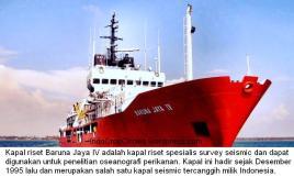 kapal risat baruna-jaya-4 IV BPPT