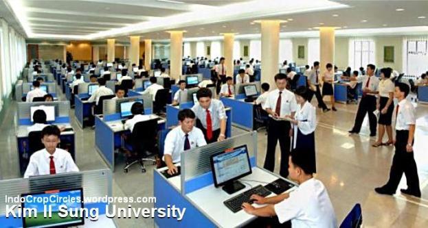 Kim Il Sung University Korea Utara