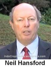 Neil Hansford, aviation analyst