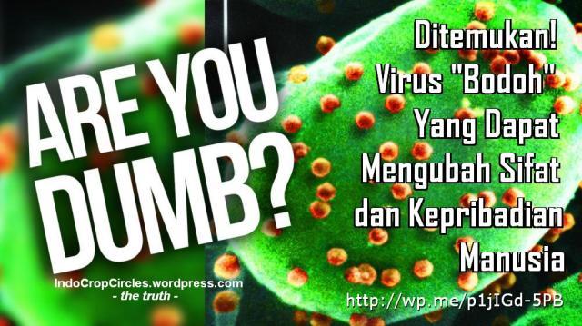 virus kebodohan ACTV-1 banner