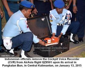 air Asia QZ8501 CVR ditemukan found