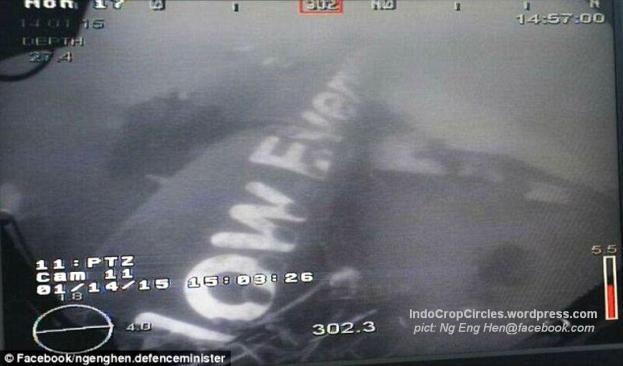 body Air Asia QZ8501 found ditemukan 02