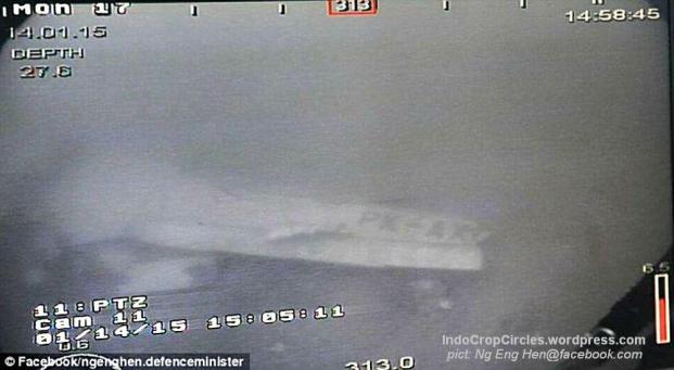 body Air Asia QZ8501 found ditemukan 04