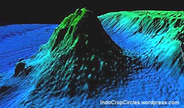 Gunung api bawah laut Bengkulu 04