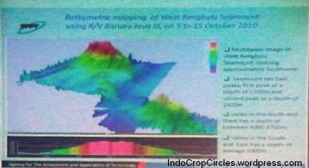 Gunung api bawah laut Bengkulu 06