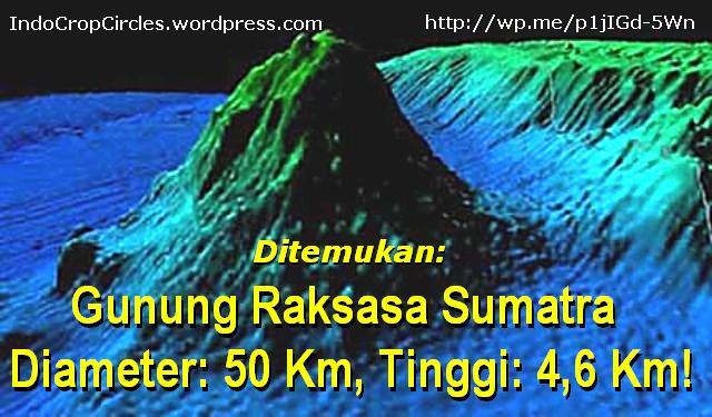 Gunung api bawah laut Bengkulu banner