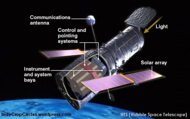 hubble teleskop part hst