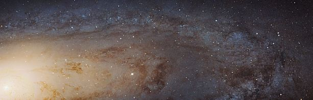 Hubble's Andromeda Galaxy Image 1200px - 112kb
