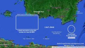 korban air asia hanyut sampai pulau sembilan kalsel
