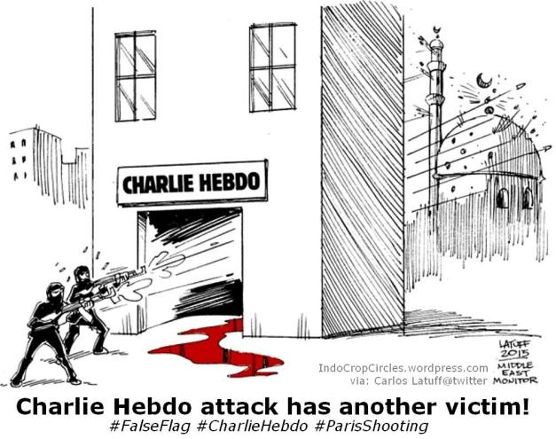 paris shooting cartoon