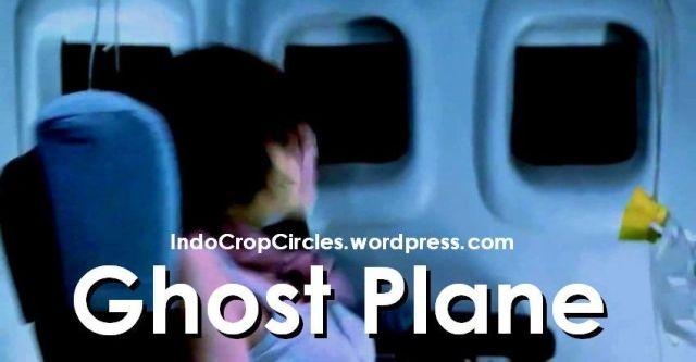 pesawat Air Asia berhantu ghost on the plane