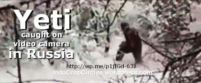Yeti in russia header