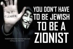 you dont have to be zionist