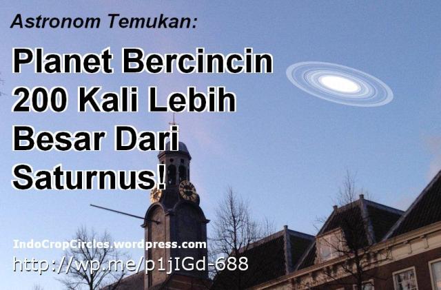 Super-Saturn/ J1407