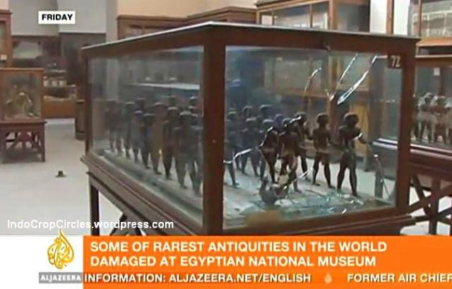 Egyptian Looters Were Agents Provocateur