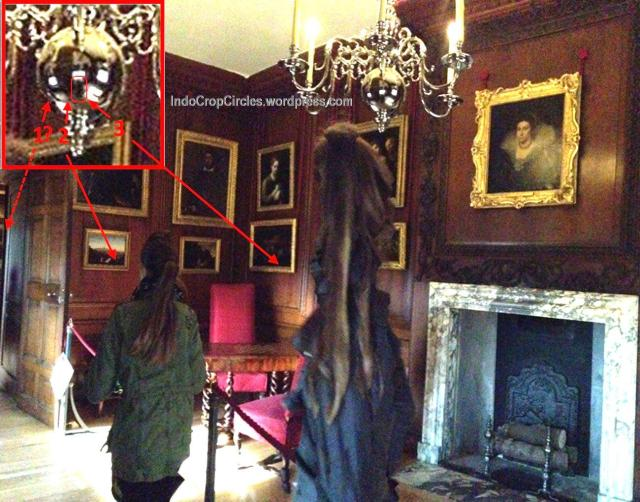 Hantu di Istana Hampton Court ghost 2015 03