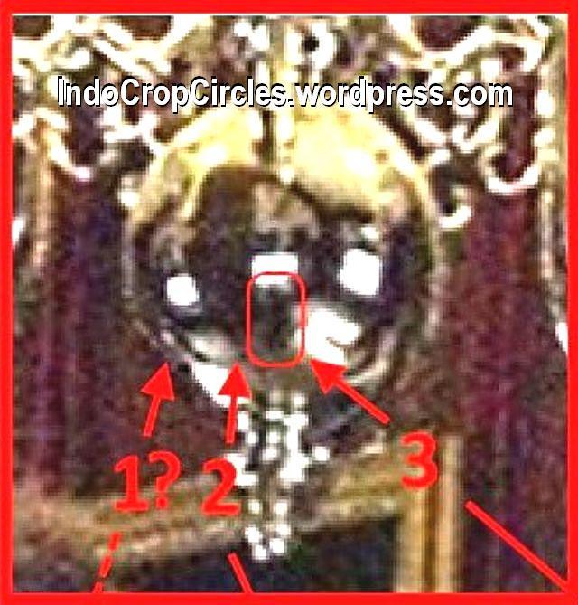 Hantu di Istana Hampton Court ghost 2015 04