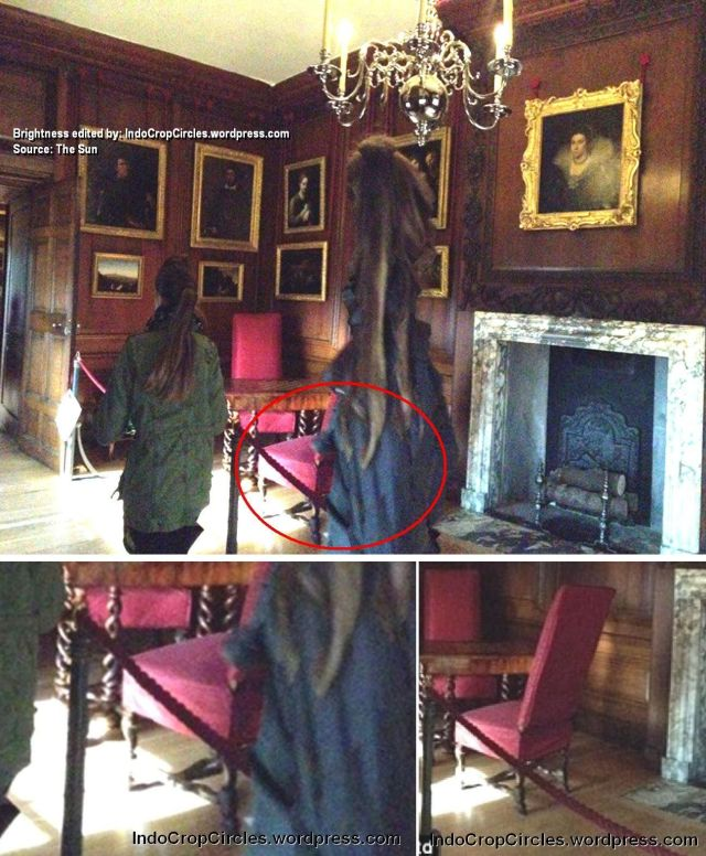 Hantu di Istana Hampton Court ghost 2015 06