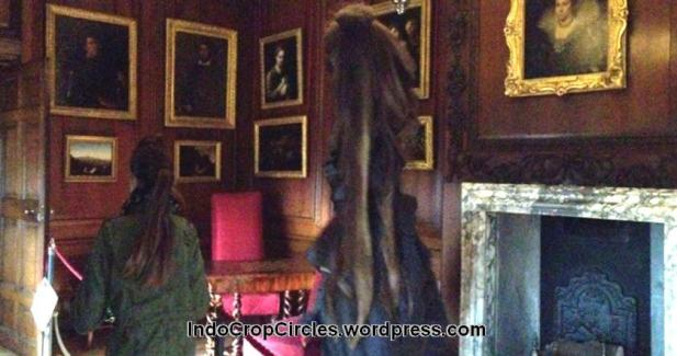 Hantu di Istana Hampton Court ghost 2015