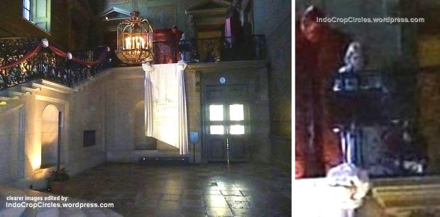 Hantu di Istana hampton-court-ghost winter 2013