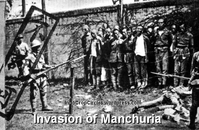 invasion of manchuria