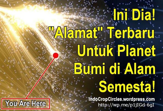 Laniakea supercluster banner