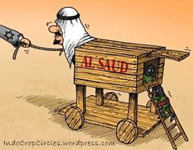 Saudi Arabia obey Israel