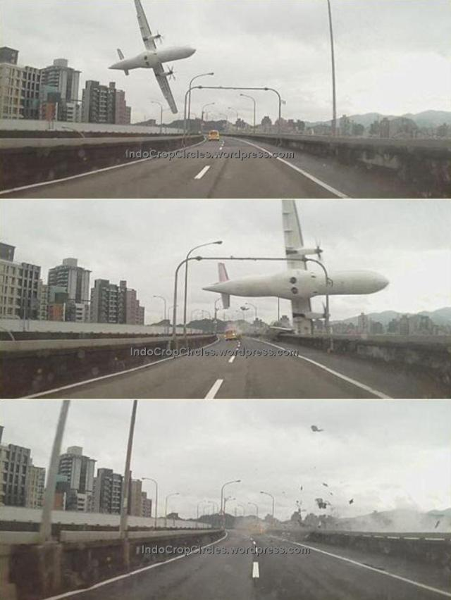 TransAsia crash Taiwan 4 February 2015 camera