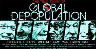 depopulation depopulasi dunia banner