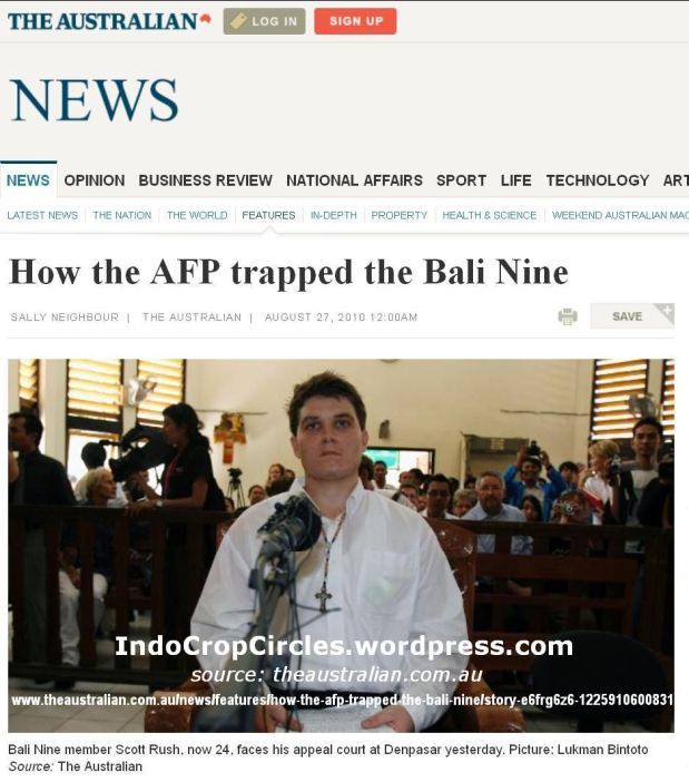 How the AFP trapped the Bali Nine zoomed