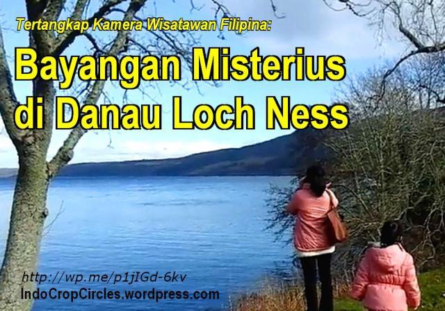Nessie-monster Loch Ness, Skotlandia banner