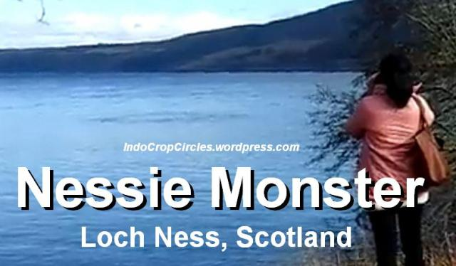Nessie-monster Loch Ness, Skotlandia header