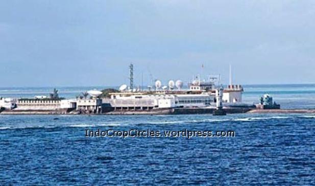 china bangun pulau di spratly 02
