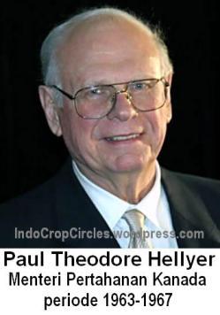 ex Menteri pertahanan Kanada Paul-Hellyer