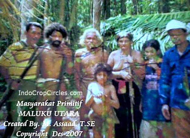 Suku Lingon, Halmahera, Maluku Utara.