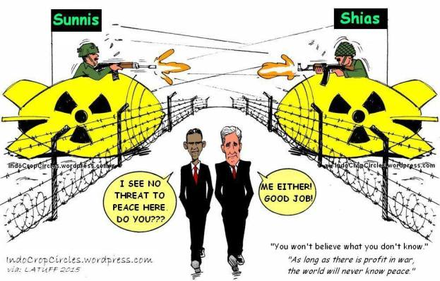 sunni syiah conflict