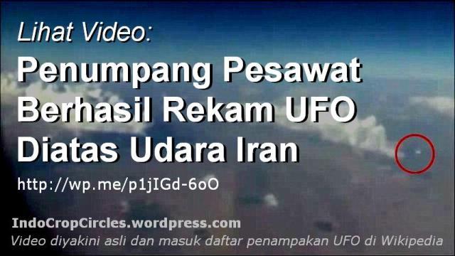UFO Alborz Iran banner