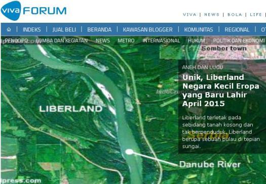vivanews liberland