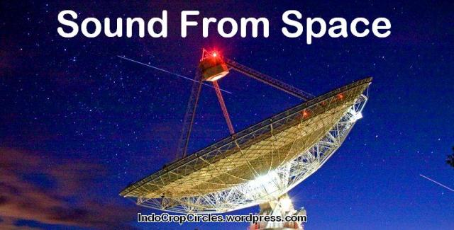 sound from space