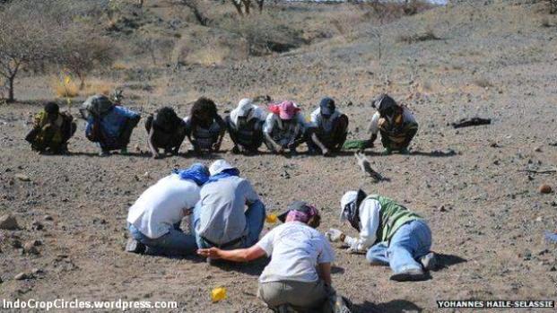 osil tulang rahang dan gigi itu ditemukan di wilayah Afar, Ethiopia, Afrika. (pict: Yohannes Haile-Selassie)