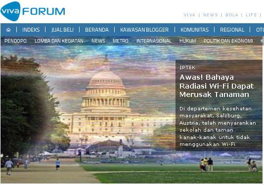 vivanews bahaya radiasi wi-fi