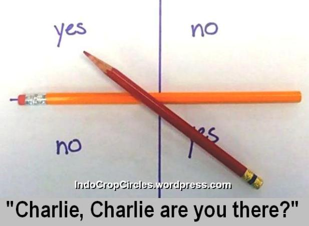 Charlie, Charlie are you there