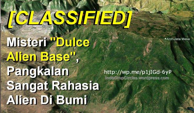 Dulce alien base banner