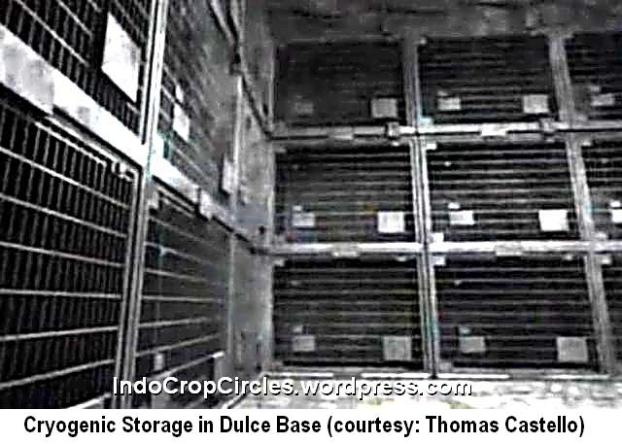 dulce base cryps storages