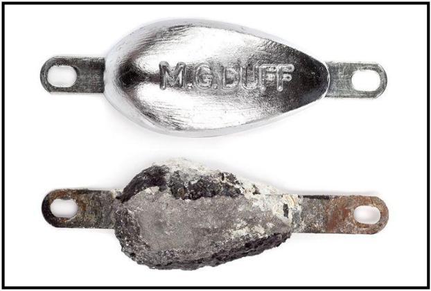 magnesium berkarat