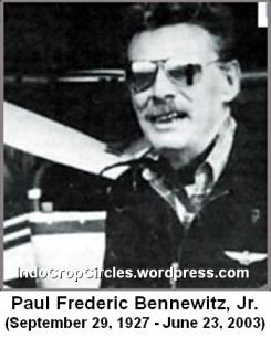 Paul Frederic Bennewitz, Jr